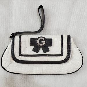 By Guess clutch purse bag